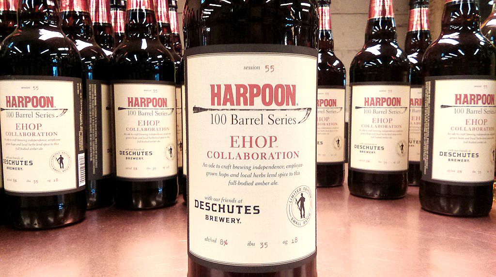 deschutes-beer-harpoon-beer-ehop-collaboration