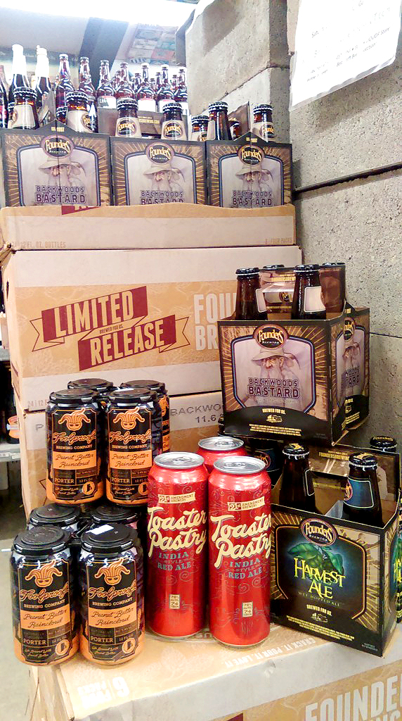 founders-backwoods-bastard-founders-harvest-ale-foolprook-peanut-butter-porter-toaster-pastry-beer