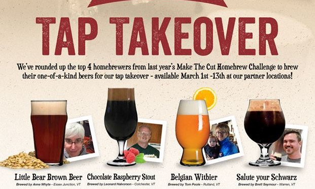 Make The Cut Tap Takeover – 2015 Top 4!