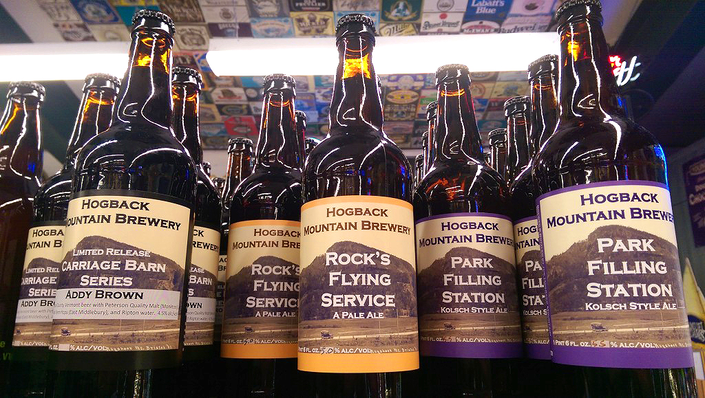 Currently We Have Available Hogback Mountain Brewery