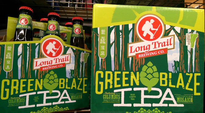 Long Trail Green Blaze IPA