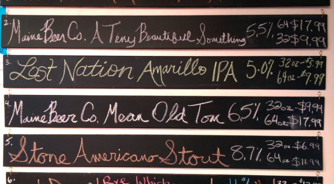 Growler Bar – Current Flow At The Bevie – 04/12/16