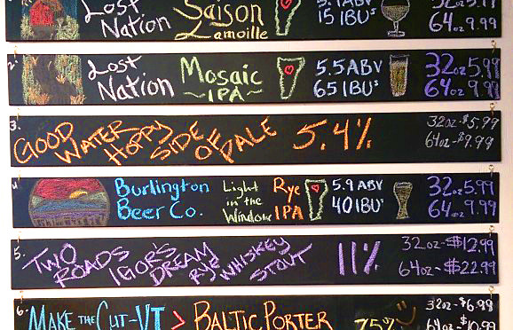 Current Flow at the Beverage Warehouse Growler Bar – 05/20/16
