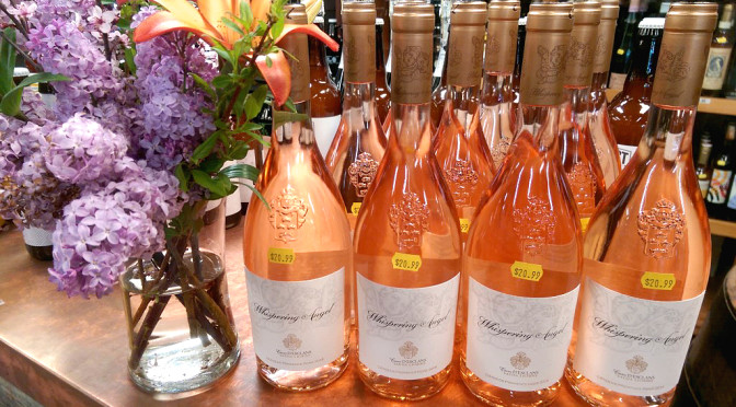 Whispering Angel Rosé – Back in stock!
