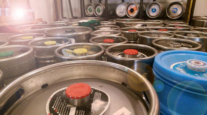 Keg Specials, Sales, & Seasonals!