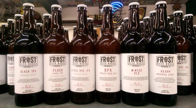 Frost Beer Works Selection | 02/10