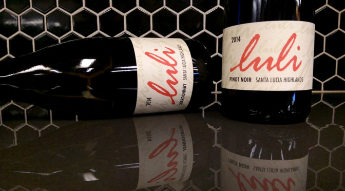 Luli Wine | Pinot Noir | Chardonnay | Sustainably Farmed | New Wine In VT
