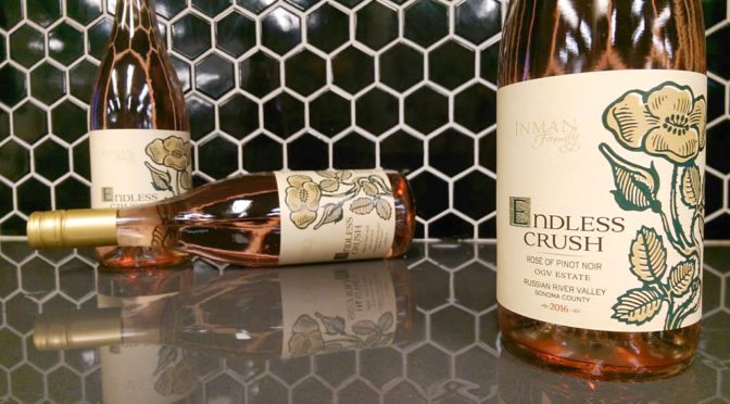 30 Days of Rosé | #02 | Inman Family Wine | Endless Crush