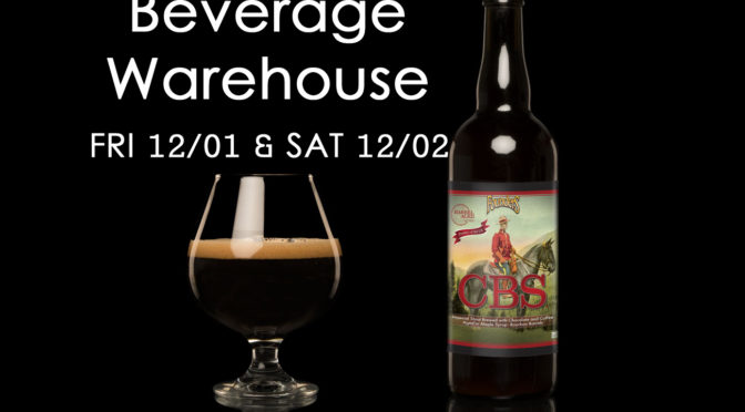 Buy Founders CBS | Canadian Breakfast Stout | FRI 12/01 & SAT 12/02