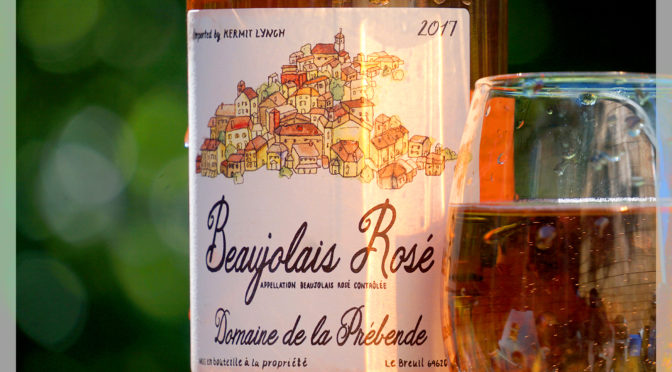 60 Days of Rosé #14 | Domaine de la Prebende | Beaujolais Rosé | $13.99