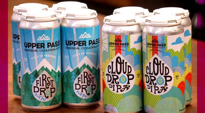 Upper Pass | Cloud Drop DIPA | First Drop APA