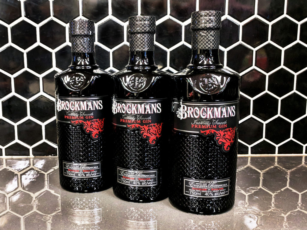 Brockmans Premium Gin tasting at the Beverage Warehouse