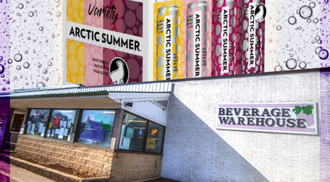 Polar Arctic Summer | Boozy Bubble Tasting FRI 06/14 1-4PM