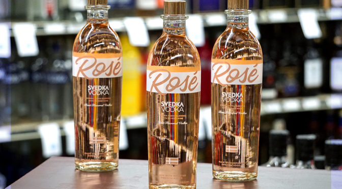 SVEDKA rosé  Vodka Tasting | FRI 06/14 4-6PM