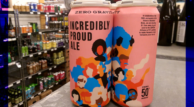 Zero Gravity Incredibly Proud Ale | IPA