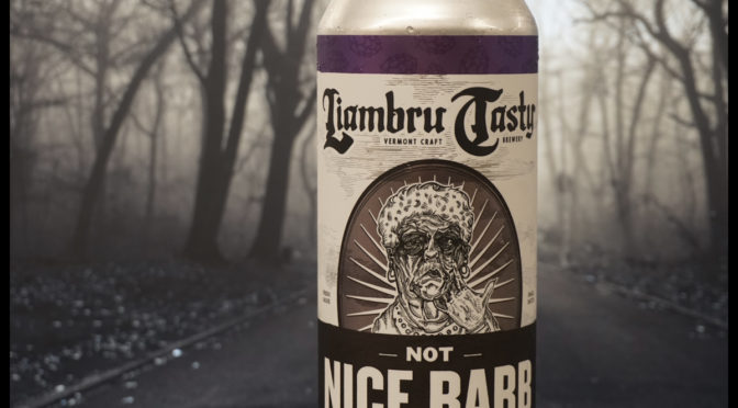 Liambru Tasty | New England Double IPA | Not Nice Barb