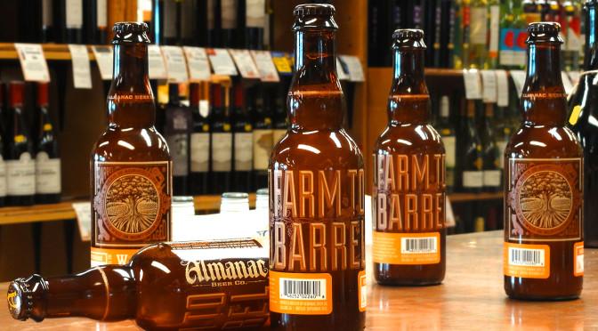 Almanac Beer Co. Saison de Brettaville