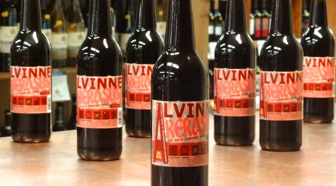 Alvinne Kerasus Sour Beer with Cherries