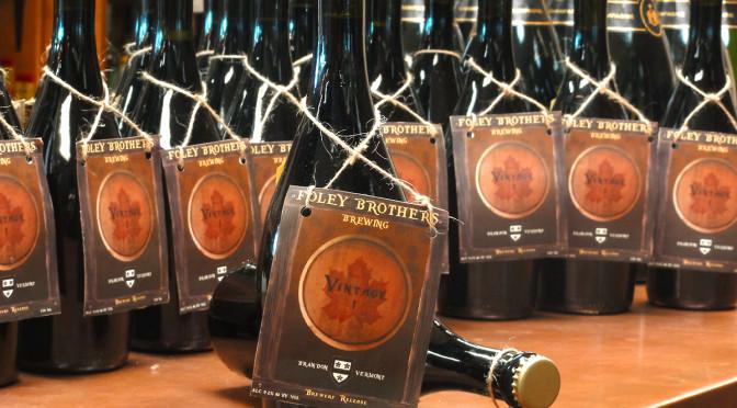 Foley Brothers Vintage One – Rarest Foley Beer