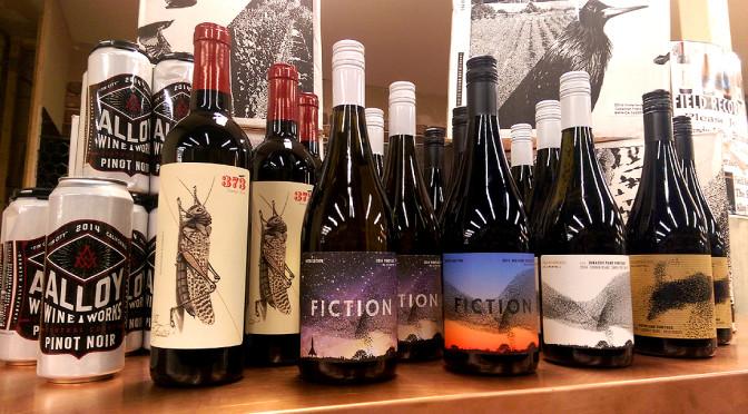Meet & Greet Wine Tasting w/ Field Recordings Winemaker Andrew Jones