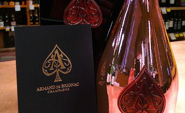 Armand de Brignac Rosé Champagne
