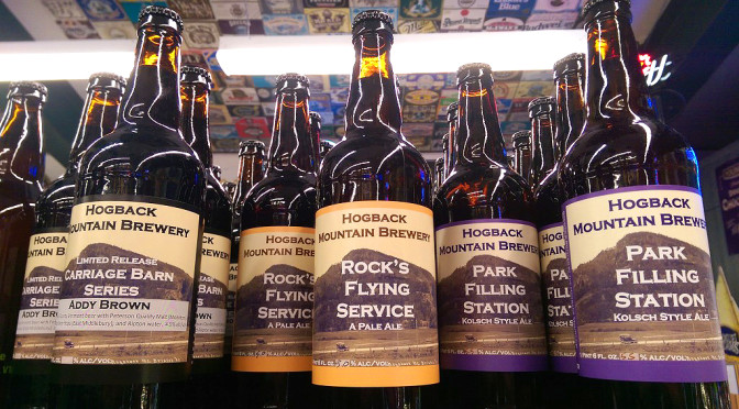 Hogback Mountain Brewery – VT Beer