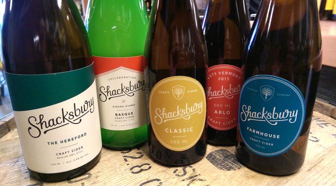 VT Cider Week Shacksbury Cider Tasting March 4 @ 3:30 pm – 5:30 pm