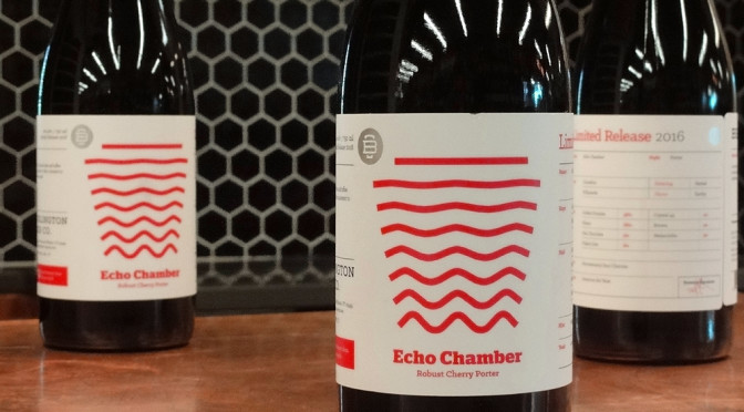 Burlington Beer Co. | Echo Chamber Robust Cherry Porter