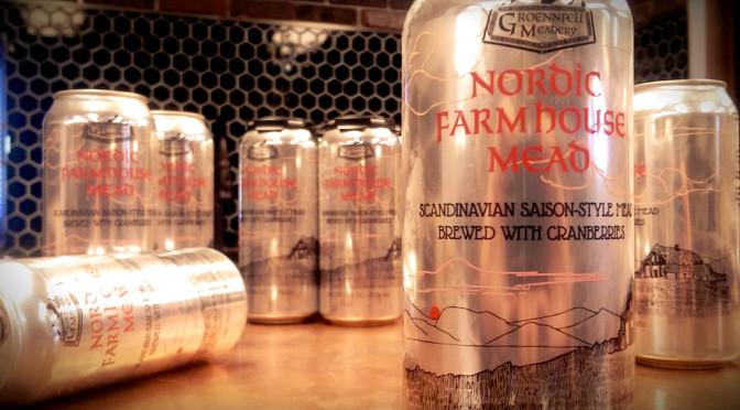 Nordic Farmhouse Mead   Groennfell Meadery