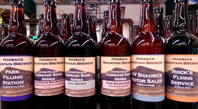Hogback Brewing FREE TASTING Friday 05/06