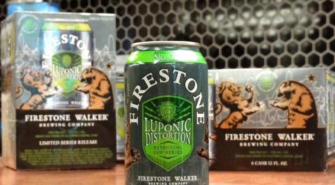 Luponic Distortion | Firestone Walker