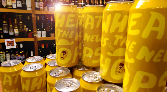 Wheat Is The New Hops | Grassroots | Mikkeller