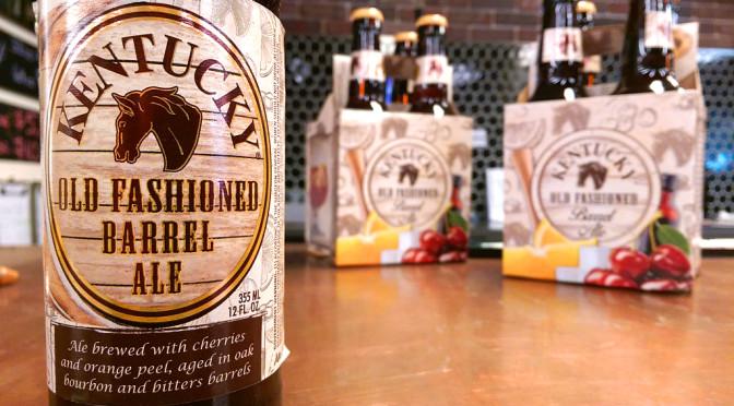 Kentucky Old Fashioned Barrel Ale | Seasonal