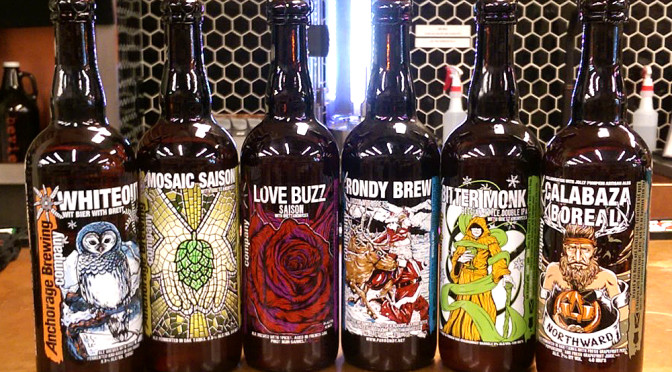 Anchorage Brewing Company | Stock List