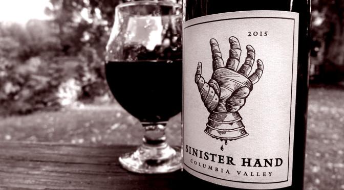 Sinister Hand   Owen Roe Wine