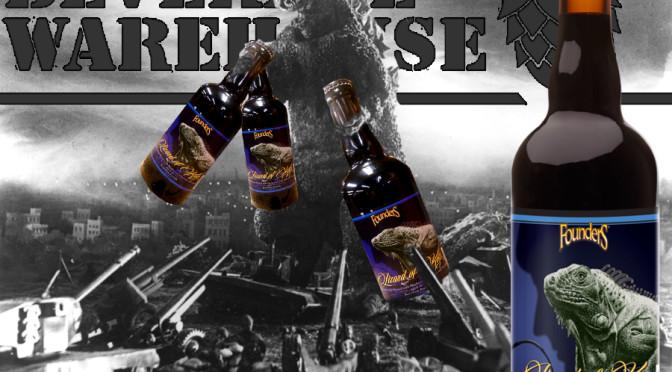 Founders Lizard Of Koz | Vanilla Chocolate Blueberry Bourbon Barrel Aged Stout