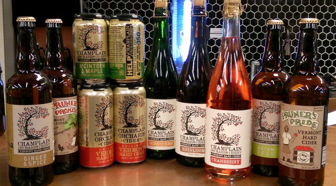 Champlain Orchards Tasting | FRI 12/2