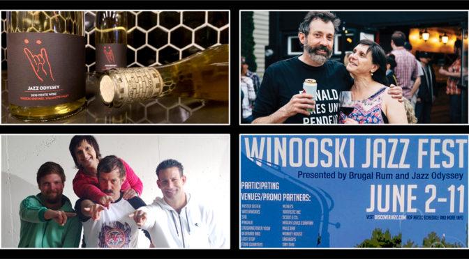 Teutonic Wine Jazz Odyssey | The Official Wine of the Winooski Jazz Festival