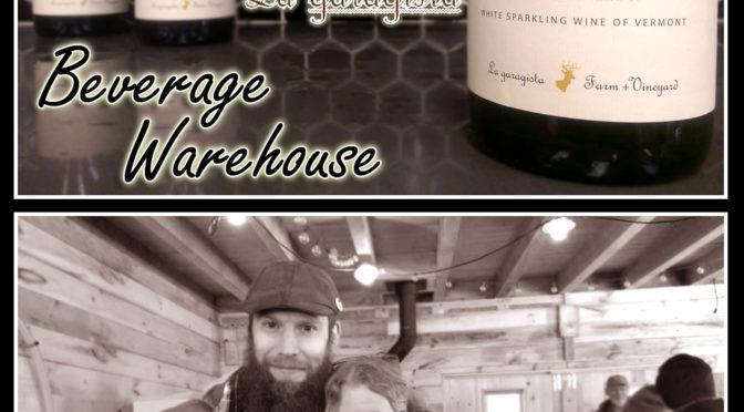 La garagista | Ci Confonde | Petillant Naturel | White Sparkling Wine of Vermont | $33.99
