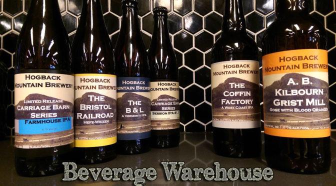 Hogback Mountain Beer | New 16.9oz Bottles