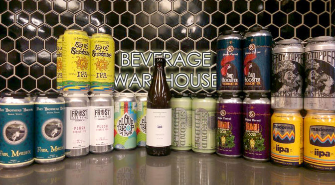 Beer Release SAT 10/20 – Maine Beer Co. Lunch, Upper Pass Cloud Drop, NEW Foley Cans, and so much more!