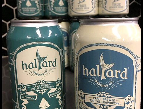 Halyard Ginger Beer Tasting & Tempest Bottle Release | THU 12/14 4-7p