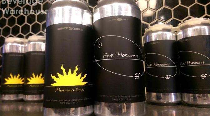 Four Quarters Five Horizons | Four Quarters Morning Sun