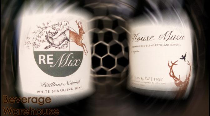 La Garagista | ReMix & House Music Wine | Homefarm Field Blend & Petillant Naturel White Sparkling VT Wine