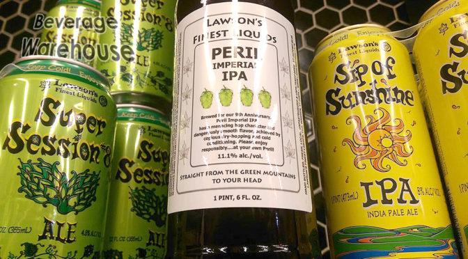 Lawson's Peril Imperial IPA | Sip of Sunshine | Super Session #8 – FRI 01/05 & SAT 01/06