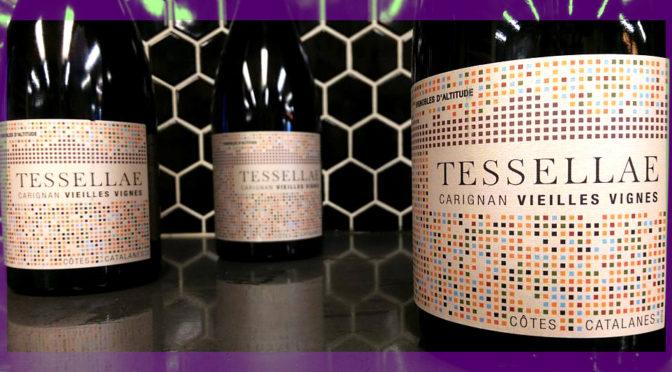Tessellae Carignan   Vieilles Vignes   Côtes Catalanes – Back In Stock!