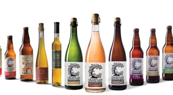 Champlain Orchards Cider Tasting at Beverage Warehouse VT
