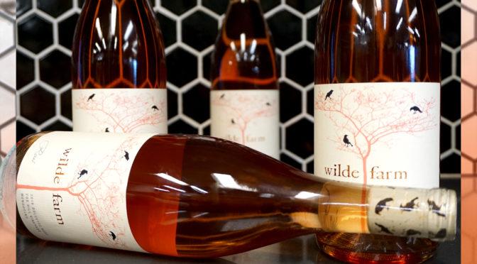60 Days of Rosé #09   Wilde Farm   Native & Natural Dolcetto Rosé   Fox Hill Vineyard Mendocino