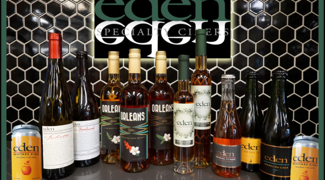 Eden Specialty Cider Tasting & Welcome to the Winooski Neighborhood Event | Friday, September 7th 4:00-6:00PM