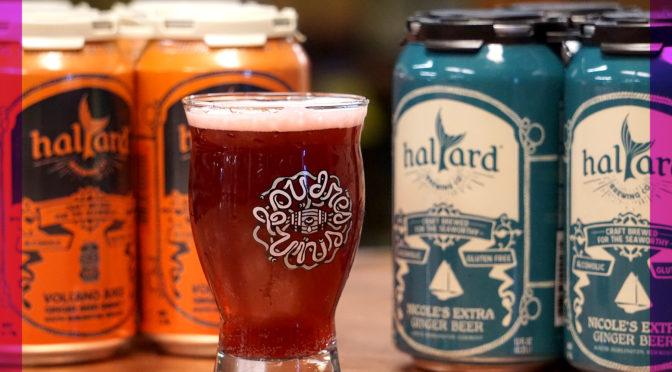 Halyard Brewing Tasting & Gipsy Moth Ginger Beer Release | SAT 12/22 3:00-6:00 PM